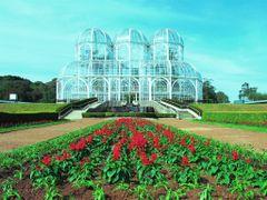 Botanical Garden - Curitiba - PR - Brazil by <b>Gustavo Ramos Chagas</b> ( a Panoramio image )