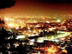 Turkije Fethiye Night shot by <b>joeri Goossens</b> ( a Panoramio image )
