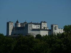 Salzburg Castle by <b>Joao Caetano Dias</b> ( a Panoramio image )