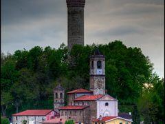 "Langhe - Castellino Tanaro in spring by <b>© PiGi""Franco</b> ( a Panoramio image )"