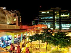 Ayala Mall, Cebu City, Philippines by <b>Silverhead</b> ( a Panoramio image )