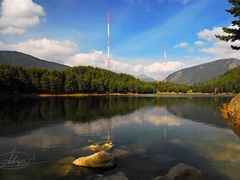Lago de Engolasters (Achiper) by <b>Achiper</b> ( a Panoramio image )