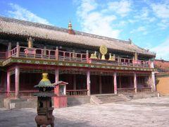 Monastero di Amarbaysgalant by <b>maremagna</b> ( a Panoramio image )