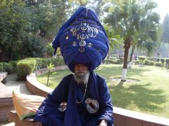 THE SIKH-TURBAN AN IMPORTANT PART OF UNIQUE SIKH IDENTITY by <b>RAJEEV VISHNOI</b> ( a Panoramio image )