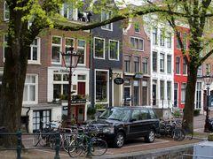 Amsterdam, Spiegelgracht by <b>Hans J.S.C. Jongstra</b> ( a Panoramio image )