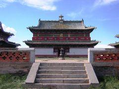 Monastero di Erdene Zu by <b>maremagna</b> ( a Panoramio image )