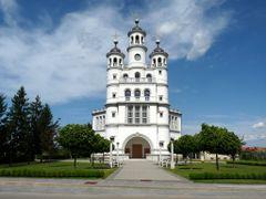Dreifaltigkeits - Kirche - Szentharomsag templom by <b>luppolui®</b> ( a Panoramio image )