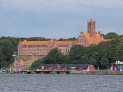"""The Naval Academy Murwik"" - Flensburg, Schleswig-Holstein, Germ by <b>Jan Sognnes</b> ( a Panoramio image )"