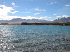 Lake Tekapo by <b>JuliafromBavaria</b> ( a Panoramio image )