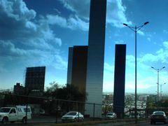 Torres de Ciudad Satelite by <b>Wiper</b> ( a Panoramio image )