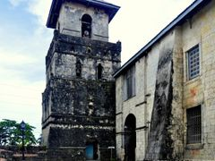 Padre Pio Image, Our Lady of Immaculate Conception Church, Bacla by <b>Silverhead</b> ( a Panoramio image )