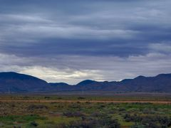 Brooding sky over Flinders Ranges from Winninowie by <b>dirkus49</b> ( a Panoramio image )