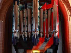 Orgelempore der Schlosskirche, Chemnitz by <b>drku</b> ( a Panoramio image )