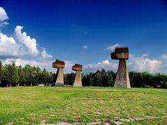 Bubanj Memorial Park by <b>Dusan Railfan</b> ( a Panoramio image )