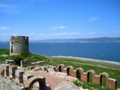 View from Nessebar by <b>G Kesmev</b> ( a Panoramio image )