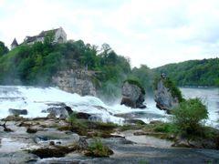 Rheinfall by <b>Ibolya I</b> ( a Panoramio image )