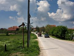 Juznomoravsko selo Donje Medjurovo kao da lici na turbofolk by <b>dragansremac</b> ( a Panoramio image )