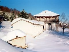 "Planinarskiot dom ""Ceples"" by <b>najpepest</b> ( a Panoramio image )"