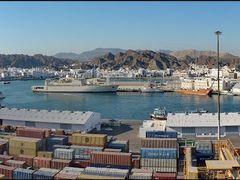 Masqat Harbour by <b>patano</b> ( a Panoramio image )