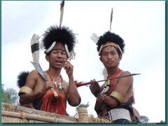 Tribali Naga - Khoima - Nagaland by <b>Oliviero Masseroli</b> ( a Panoramio image )