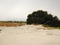 Ruins of Old Telegraph Station, Eucla by <b>dirkus49</b> ( a Panoramio image )