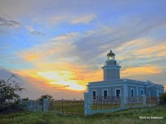 Los Morrillos Light Lighthouse by <b>Nakhatarn</b> ( a Panoramio image )