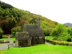 "Glendalough - St. Kevin""s Church by <b>Majka44</b> ( a Panoramio image )"