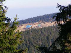 Hala pod Snieznikiem from slopes of Maly Snieznik by <b>Dodge</b> ( a Panoramio image )