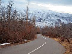Iran - Qazvin Alamout Road - Gozorkhan by <b>Alireza Javaheri</b> ( a Panoramio image )