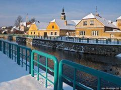 Cernovicky potok by <b>Lukas Novak</b> ( a Panoramio image )