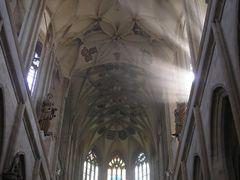 KUTNA HORA - Katedrala Sv. Barbora - goticka klenba ( 1489- 1547 by <b>DanaSun</b> ( a Panoramio image )
