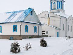 церковь св. Петра и Павла by <b>alexsBygaga</b> ( a Panoramio image )