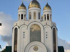 Калининград. Храм Христа Спасителя / Kaliningrad. Christ the Sav by <b>Ann78</b> ( a Panoramio image )