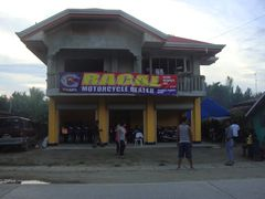 Racal Motorcycle Display/Bolivar Commercial Bldg. by <b>daebo75</b> ( a Panoramio image )