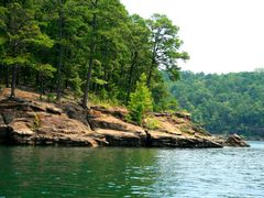 Greers Ferry Lake, Heber Springs, AR by <b>LouisSaint</b> ( a Panoramio image )