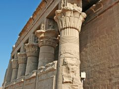 Temple of Hathor in Dandara by <b>kluke</b> ( a Panoramio image )