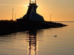 Lookout tower, Nallikari by <b>Kimmo Lahti</b> ( a Panoramio image )