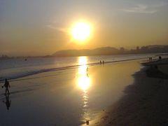 QUANDO O SOL SE POE ! - *WHEN SUN GOES DOWN !* by <b>Althayr de Moraes</b> ( a Panoramio image )