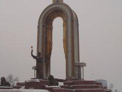 Tajikistan - Dushanbe by <b>tomaholic</b> ( a Panoramio image )