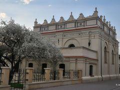 Zamosc,  Synagoga by <b>BernardJ47</b> ( a Panoramio image )