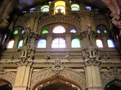 Madurai - Tirumalai Nayak Palace - interno by <b>maremagna</b> ( a Panoramio image )