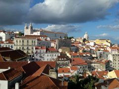 Alfama, Lisbon by <b>Nenad Obr</b> ( a Panoramio image )