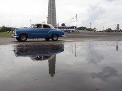Praca da Revolucao de Havana Cuba  by <b>silgab</b> ( a Panoramio image )