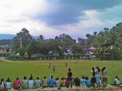 Ussapitiya Public Ground by <b>Waruna Priyantha Munasingha</b> ( a Panoramio image )