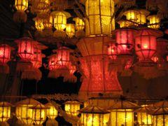 Ussapitiya Wesak Lantern by <b>Waruna Priyantha Munasingha</b> ( a Panoramio image )