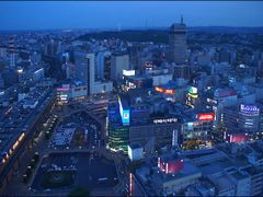 Sendai city by <b>Pick up</b> ( a Panoramio image )