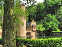 Schloss Mespelbrunn-07 by <b>bozena-kr</b> ( a Panoramio image )