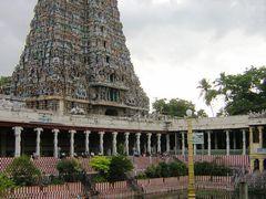 Madurai - Tempio di Sri Meenakshi by <b>maremagna</b> ( a Panoramio image )