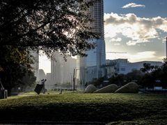 Parque de las esculturas by <b>Andres Andonie</b> ( a Panoramio image )