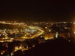 """Vue d""""Alger nocturne avec un esprit ascendant(Juillet 1989)-1 by <b>Igor Malko</b> ( a Panoramio image )"""